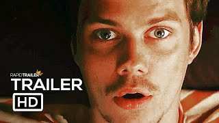 VILLAINS Official Trailer (2019) Bill Skarsgård, Maika Monroe Movie HD