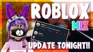 Roblox Mix #246 - Jailbreak, Arsenal and more! | *UPDATE TONIGHT!* MAP EXPANSION!! & ALIENS?!