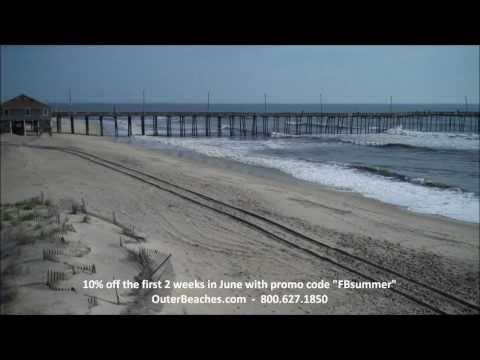 Cape Hatteras Beach Report - 4.21.11
