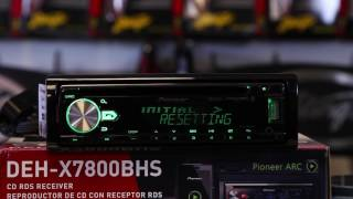 How to restore and reset your Pioneer DEH radio