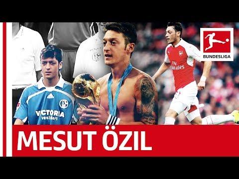 Mesut Özil - Made In Bundesliga