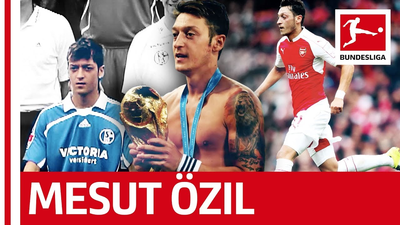 Mesut Özil - Made In Bundesliga