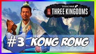 TOTAL WAR THREE KINGDOMS #3 SHARK DUNG TẬP CHỐT DEAL VỚI NHÂN TÀI :))