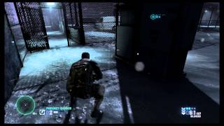 Splinter Cell: Blacklist - Site F: Infiltrate Building (Avoid Snipers) Disable Fan (Switch) Wii U