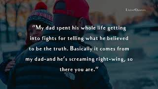 I Love my Dad Quotes 2018