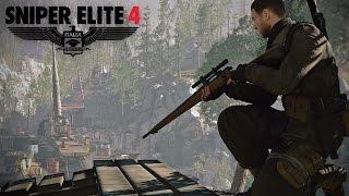 Sniper Elite 4 - Co-op 1 - Hunting Nazi Officers