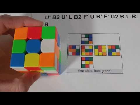 100 Move Scramble Challenge (31.668)