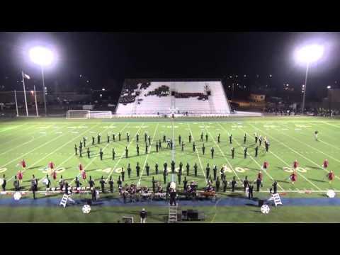 2015 Mt. Spokane High School Marching Band: Cavalcade of Bands Finals