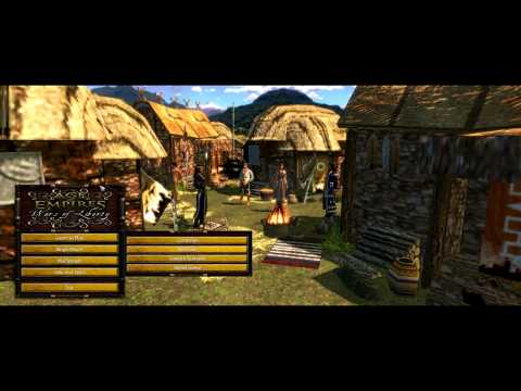 Age of Empires III: Wars of Liberty - Live #1