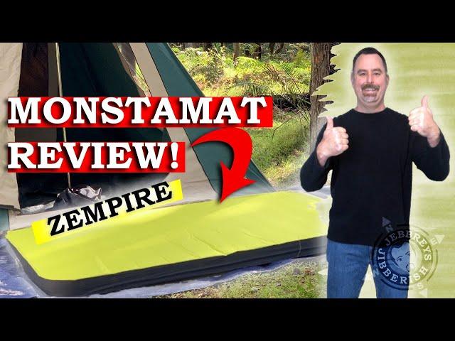 Zempire monstamat Twin auto gonflant tapis