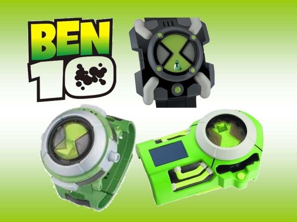 Ben 10 omnitrix collection youtube - Ben 10 images ...