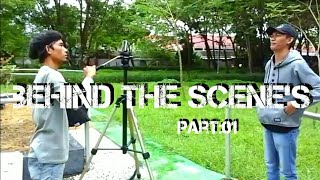 Behind The Scene's   Pembuatan Video Komedi Instagram   Tanah Grogot (part 1)