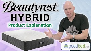 Beautyrest Hybrid 2019 Mattresses Overview