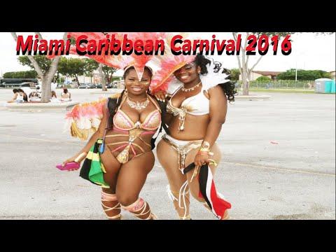 Miami Caribbean Carnival 2016