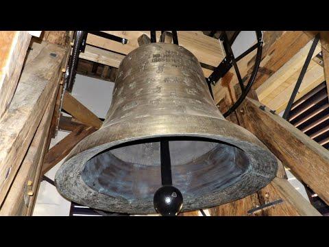 Leipzig (L) Glocken der Nikolaikirche