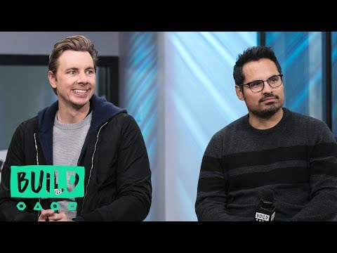 "Dax Shepard And Michael Peña Discuss The Movie, ""CHIPS"""