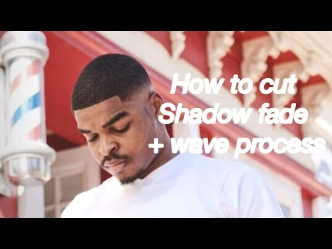 haircut styles for fades haircut tutorial how to cut shadow fade wave process 2478