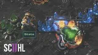 Immortal vs Spawning Pool?! - Starcraft 2 IEM: Stats vs Dark