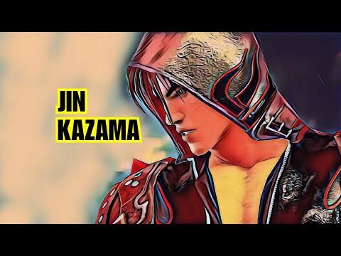 Tekken Mobile Gameplay (100% Offline) Using Jin Kazama With Tekken 7 Skin (PPSSPP)