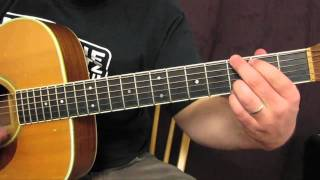 Guitar Lessons - Michael Jackson - Man in the Mirror - How to play on Guitar - Acoustic Songs