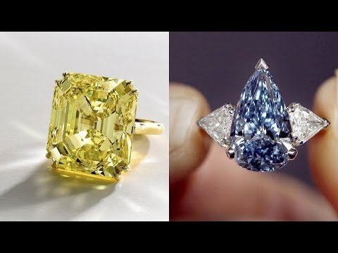 Top 6 Most Expensive Rings Of The World Ever Made Part 2