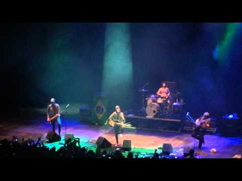 Never Shout Never  Your Biggest Fan  in São Paulo  2011 HD