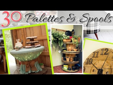 diy-furniture-ideas-from-wooden-wire-cable-spools
