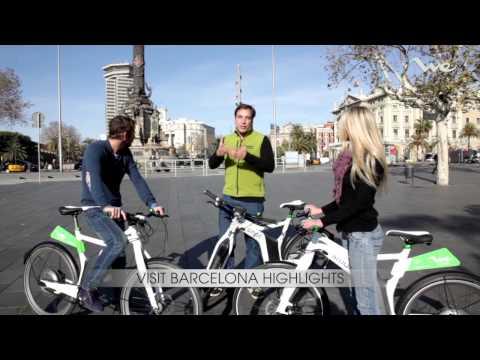 WeBarcelona.com /  Barcelona Discovery Tour: e-bike, boat & cable car guided tours
