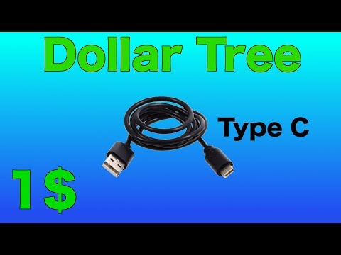 Dollar Tree Review | Type C Chargers