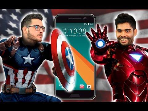 Enfrentados por el HTC 10