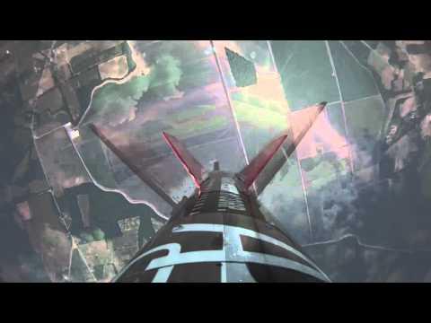 Iris Sounding Rocket 2 stage flight LDRS 31