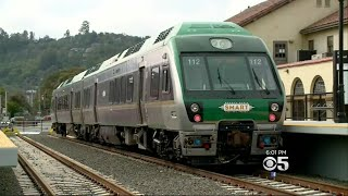North Bay Commuter Train Gets Go-Ahead To Begin Service