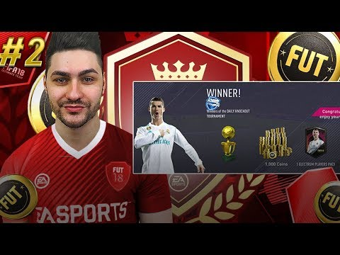 FIFA 18 WINNING THE FUTCHAMPIONS WEEKEND LEAGUE TOURNAMENT w /OP SQUAD BUILDER !!!! TIPS & TRICKS