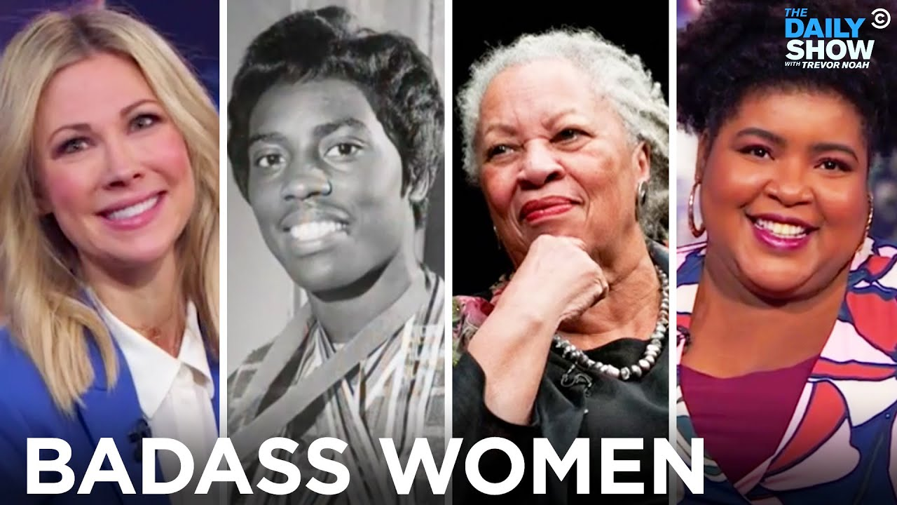 Download Badass Women That You Should Know   The Daily Show