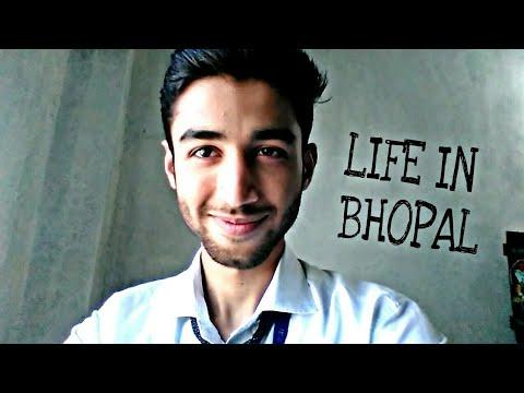 Life in bhopal | Mohit Ranglani ki college life | part 1 | thodi comedy, thodi bhakti dete h shakti