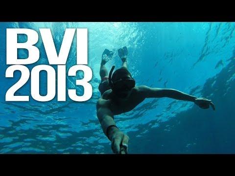 Sailing the BVI 2013 (HD)