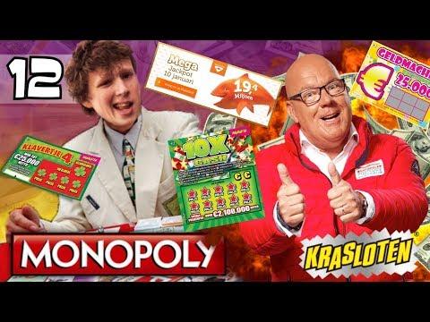 WINNEN DOE JE BIJ DE POSTCODELOTERIJ!  - Monopoly #12