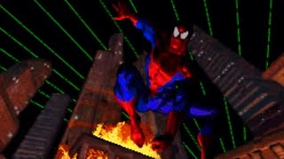 The Amazing Spider-Man: Web of Fire (32X) Playthrough - NintendoComplete