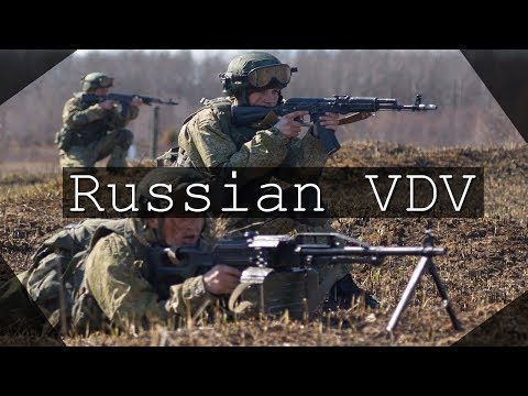 Russian VDV Montage // Legends Never Die