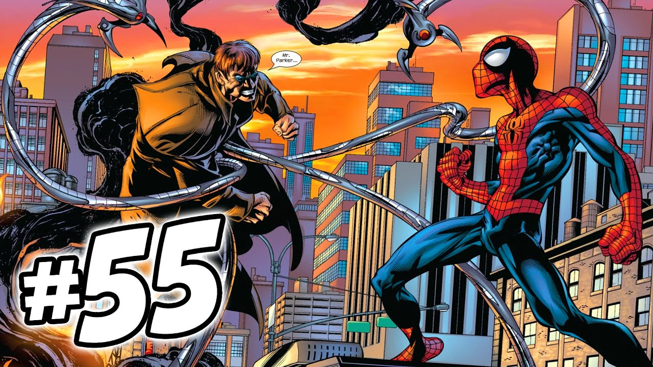 ultimate spiderman peter parker issue 55 full comic