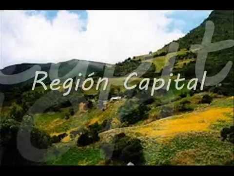 Como esta conformada la región capital de venezuela