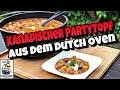 #174 - Kanadischer Partytopf // Partyrezept Aus Dem Dutch Oven