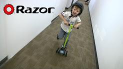 Razor Jr. T3 Pink & Green from Razor