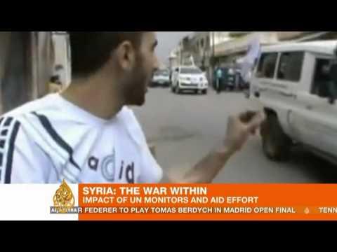 Syria crisis still dire despite outside help