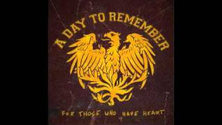 Fast Forward to 2012 - A Day to Remember