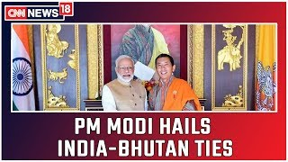 LIVE Updates: 'Honour For India To Be A Part Of Bhutan's Development,' PM Modi Says