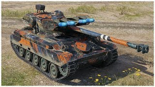 Танкосмотр2019 #28. Франция. Легкие танки. (ветка AMX 13 105) | World of Tanks