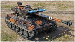 Танкосмотр2019 #28. Франция. Легкие танки. (ветка AMX 13 105)   World of Tanks