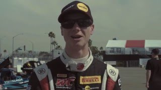 #Smile4Racing A Day At The Track With Michael Lewis