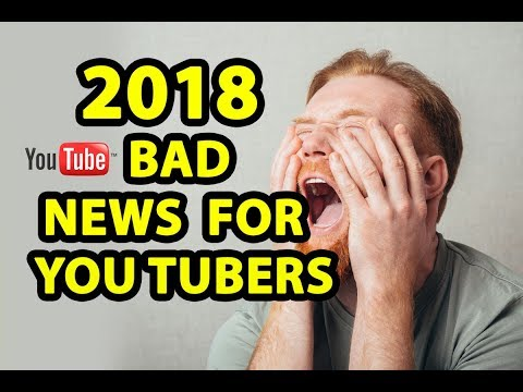 YouTube New Rules 2018 - Any Solution?